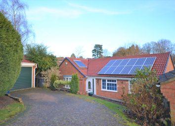 Thumbnail 3 bedroom detached bungalow for sale in Windermere Way, Farnham, Surrey