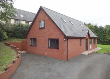 Thumbnail 4 bed detached bungalow for sale in Tynant, Llangadfan, Welshpool, Powys