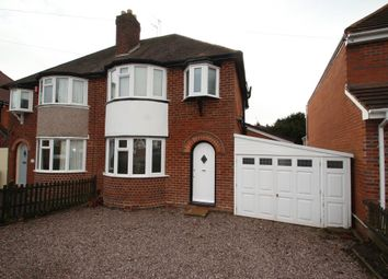 Thumbnail 3 bedroom semi-detached house for sale in Harts Green Road, Harborne, Birmingham