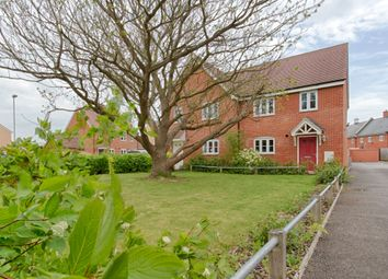 Thumbnail 3 bed semi-detached house for sale in Trowel Place, Colchester