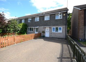 Thumbnail 2 bedroom end terrace house for sale in Cromwell Way, Farnborough, Hampshire