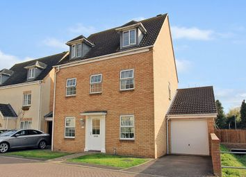 Thumbnail 5 bed detached house for sale in Covent Garden, Willingham, Cambridge