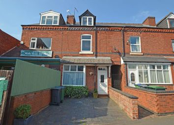 Thumbnail 4 bed terraced house for sale in Three Shires Oak Road, Bearwood, Smethwick