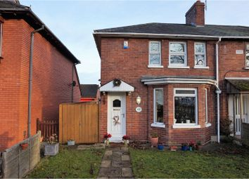 Thumbnail 2 bedroom semi-detached house for sale in Thornaby Road, Stockton-On-Tees
