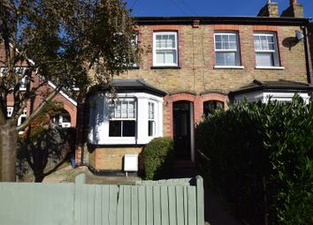 Thumbnail 2 bed semi-detached house for sale in Priory Road, Hampton