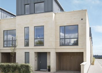 4 bed terraced house for sale in Lansdown Square West, Granville Road, Bath BA1