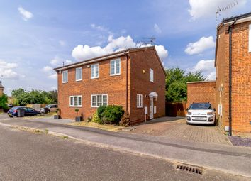 Thumbnail 3 bedroom semi-detached house for sale in Tanfield Green, Luton, Luton