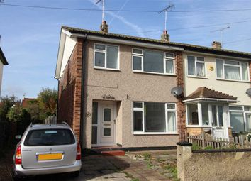 Thumbnail 3 bed end terrace house for sale in Fairleigh Drive, Leigh-On-Sea