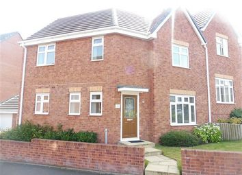 Thumbnail 3 bed property to rent in Century Way, Halesowen