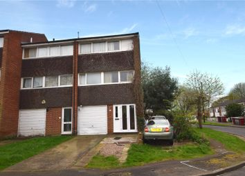 Thumbnail 4 bedroom end terrace house for sale in Hillbrow, Reading, Berkshire