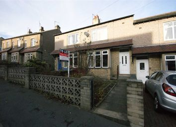 Thumbnail 2 bed terraced house to rent in South Street, Holywell Green, Halifax