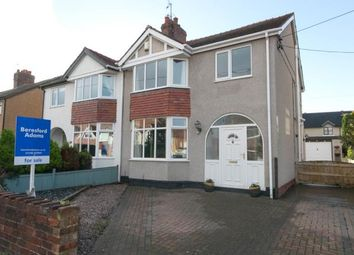Thumbnail 3 bed semi-detached house for sale in Clwyd Avenue, Abergele, Conwy, North Wales