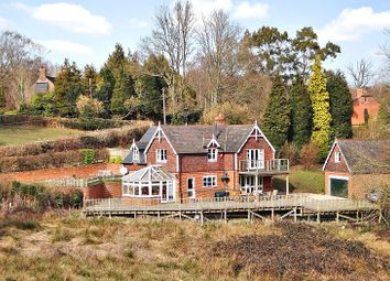 Thumbnail 5 bed detached house to rent in North Street, Waldron, East Sussex