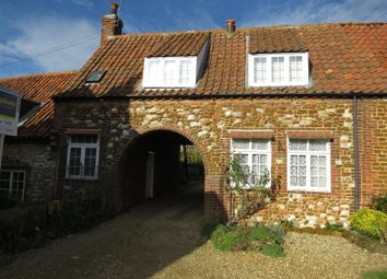 Thumbnail 1 bed cottage for sale in Hunstanton Road, Heacham, King's Lynn