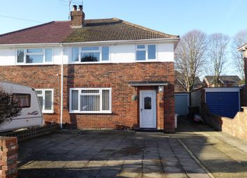 Thumbnail 3 bedroom semi-detached house for sale in Masefield Avenue, Swindon
