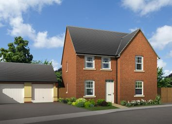 "Thumbnail 4 bedroom link-detached house for sale in ""Holden"" at Wonastow Road, Monmouth"