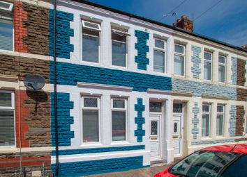 Thumbnail 2 bed terraced house for sale in Railway Street, Cardiff