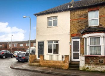 Thumbnail 2 bed end terrace house for sale in Coopers Road, Gravesend