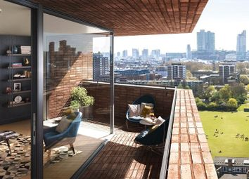 3 bed flat for sale in Hoxton Press Duo, Penn Street, Hoxton N1