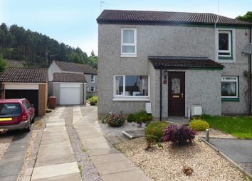 Thumbnail 2 bed semi-detached house for sale in Drumduan Park, Forres