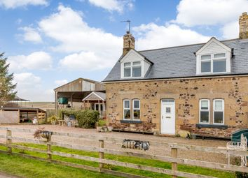 Thumbnail 3 bed cottage for sale in Darnchester, West Mains, Coldstream, Scottish Borders