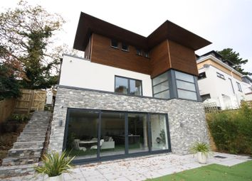 Thumbnail 3 bed detached house for sale in Excelsior Road, Parkstone, Poole