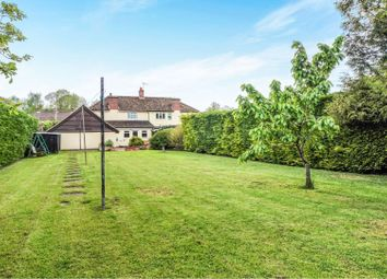 Thumbnail 3 bedroom semi-detached house for sale in Rouse Hall Estate, Clopton, Woodbridge
