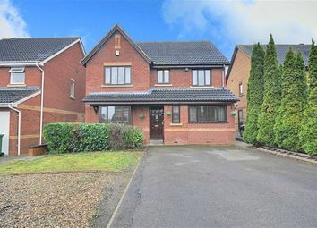 Thumbnail 4 bed detached house for sale in Haines Avenue, Worcester