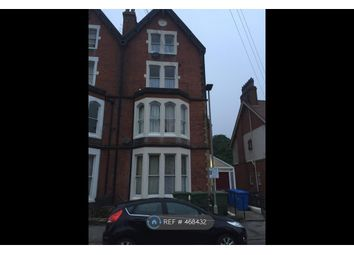 Thumbnail 1 bed flat to rent in Grosvenor Road, Scarborough