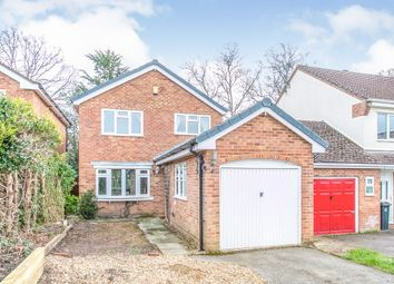 Thumbnail 3 bed detached house for sale in The Curlews, Verwood