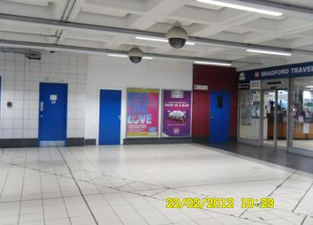 Thumbnail Retail premises to let in Bradford Interchange, Lower Bus Station Concourse, Bridge Street, Bradford, West Yorkshire