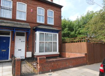 Thumbnail 3 bed end terrace house to rent in Willows Crescent, Birmingham