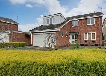 Thumbnail 4 bed detached house for sale in Glendale Close, Kirk Ella, Hull