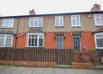 Thumbnail 3 bed terraced house for sale in Leven Street, Saltburn-By-The-Sea