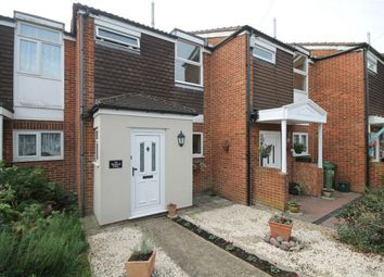 Thumbnail 2 bed terraced house for sale in Orchard Close, Ashford, Surrey