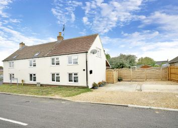 Thumbnail 3 bed detached house for sale in Wype Road, Eastrea, Whittlesey, Peterborough