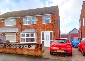 Thumbnail 3 bed semi-detached house for sale in Ashby Road, Wigan
