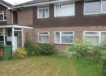 Thumbnail 2 bed flat to rent in Brunslow Close, Wolverhampton