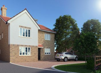Thumbnail 5 bed detached house for sale in Church Road, Westoning