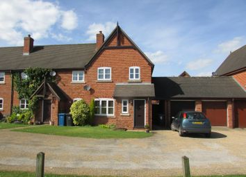 Thumbnail 3 bed end terrace house to rent in Churchside, Harlaston, Tamworth