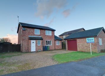Thumbnail 3 bed detached house for sale in Townsend Way, Folksworth, Peterborough