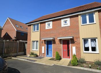 Thumbnail 3 bedroom property to rent in Red Admiral Close, Queens Hills, Norwich
