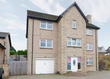 Thumbnail 3 bed detached house for sale in Hillside Place, Greengairs, Airdrie, North Lanarkshire
