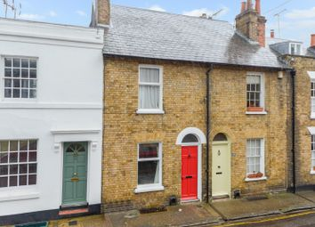 Thumbnail 4 bed terraced house for sale in Orchard Street, Canterbury