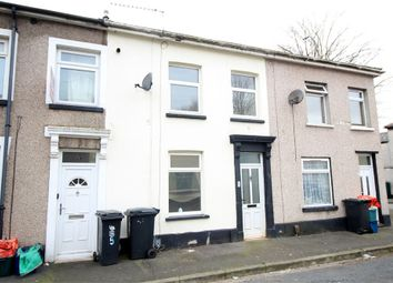 Thumbnail 2 bedroom terraced house for sale in Canon Street, Newport