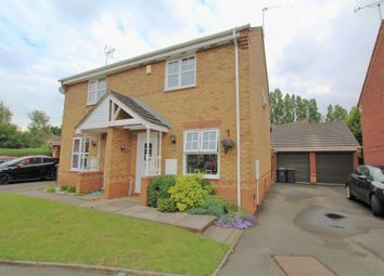 Thumbnail 2 bed semi-detached house for sale in Charlecote Walk, Nuneaton