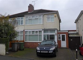 Thumbnail 3 bed property to rent in Blackburn Avenue, Tettenhall, Wolverhampton