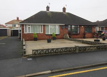 Thumbnail 2 bed semi-detached bungalow to rent in Neville Avenue, Thornton-Cleveleys