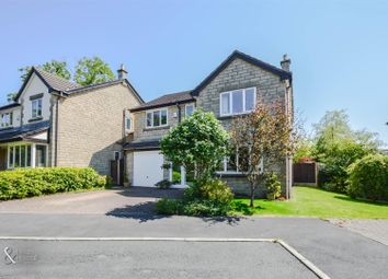 Thumbnail 4 bed detached house for sale in Castle Court, Colne