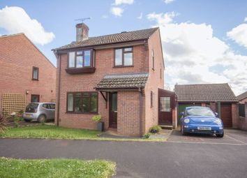 Thumbnail 3 bed detached house for sale in Beech Park, Crediton